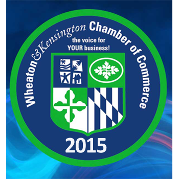 Wheaton and kensington Chamber logo